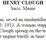 Henry Clough-Carnegie Hero Fund Commission