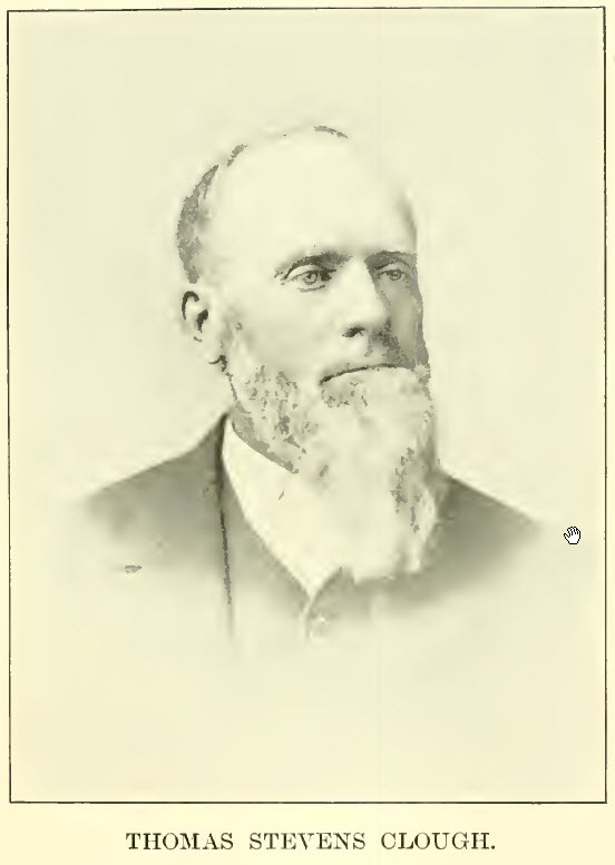 Thomas Stevens Clough