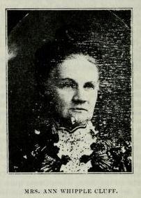 Ann Whipple Cluff