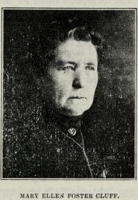 Mary Ellen Foster Cluff