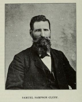 Samuel Sampson Cluff