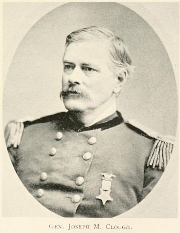 Gen Joseph M. Clough
