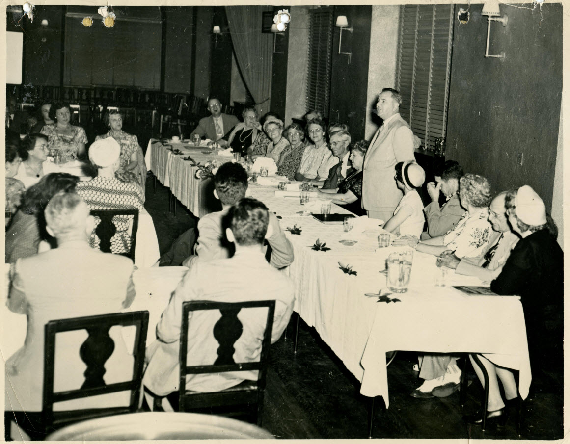 Carpenter Hotel, Manchester, NH- 1950