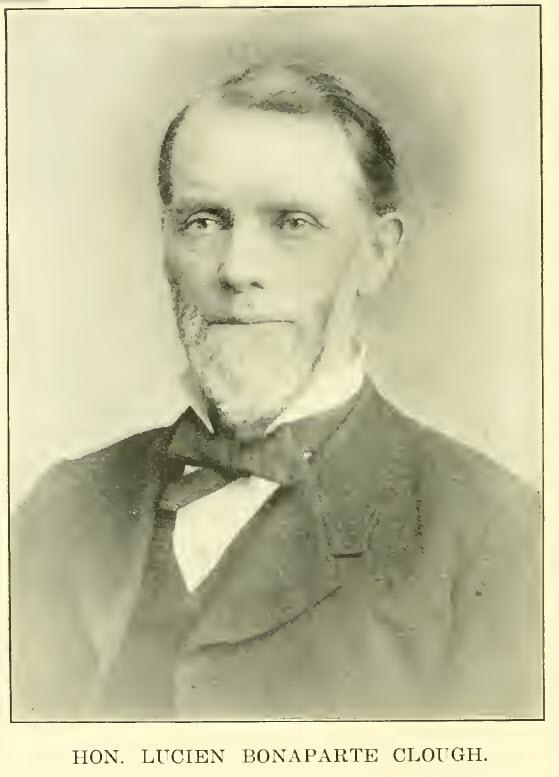 Hon. Lucien Bonaparte Clough