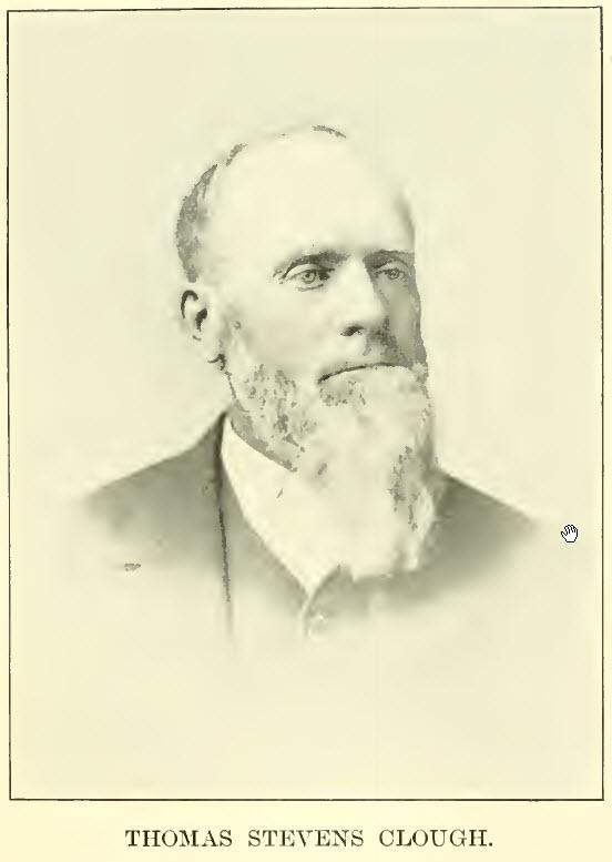 Thomas Stevens Clough