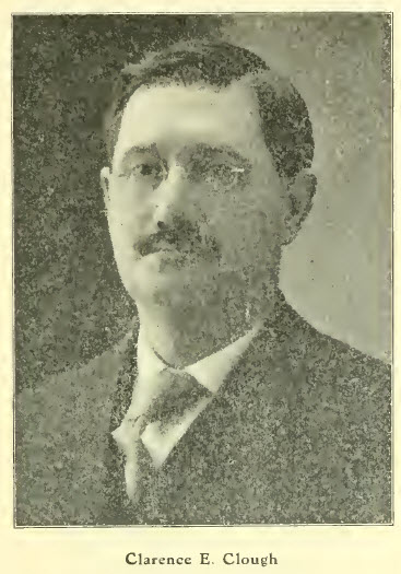 Clarence Edward Clough- b. 25 Feb 1872