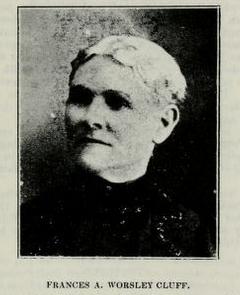 Frances A Worsley Cluff