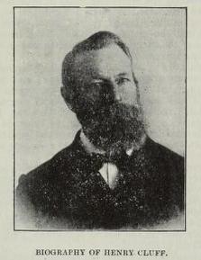 Henry Cluff