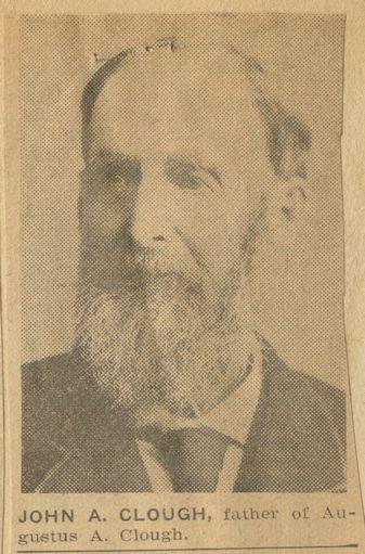 John A. Clough