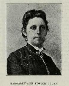 Margaret Ann Foster Cluff