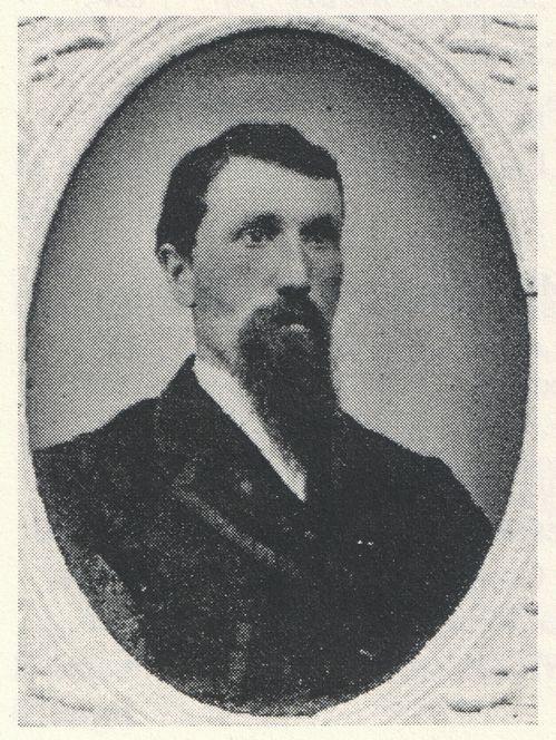 Ira Austin Clough 1837-1891