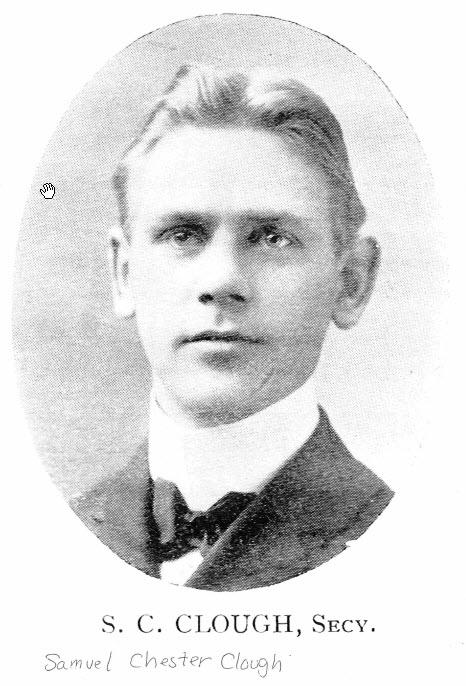 Samuel Chester Clough