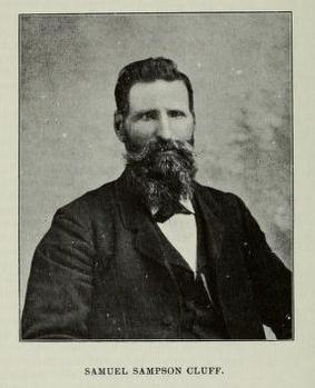 Samuel Sampson Cluff